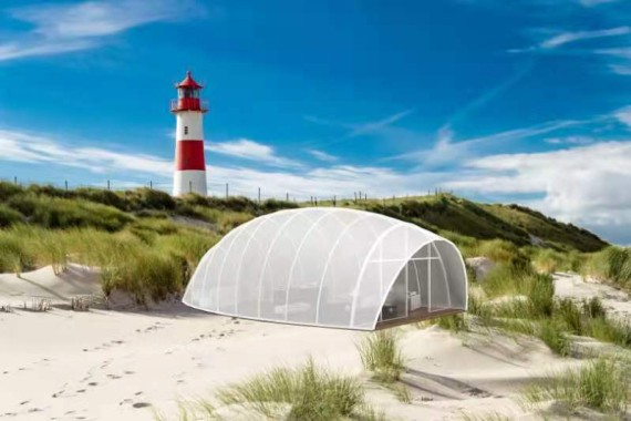 camping de lakens accommodatie seacocoon