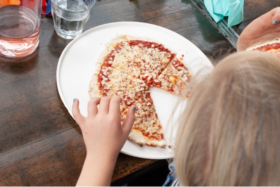 Restaurant_Gestrand_kinderfeestje_Haarlem_pizza_kinderen