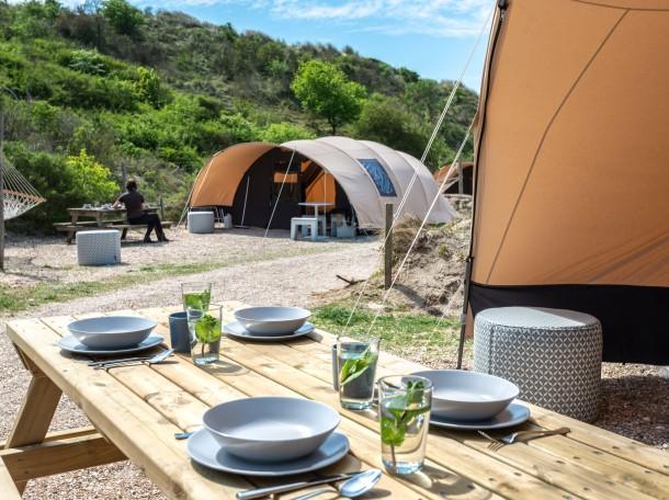 Camping De Waard.De Waard Tent 4 Personen Delakens Nl