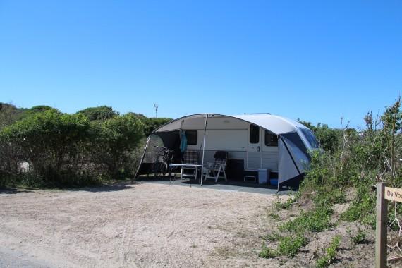 camping de lakens kamperen liguster zon duinen